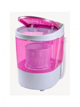 Single Tub Portable Mini Washing Machine with dryer basket