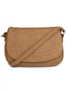 Cappuccino 26004 Light-brown Sling Bag