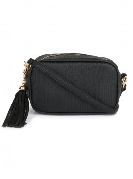 Cappuccino 26011 Black party bag