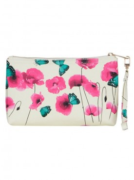 Cappuccino 22056 Ivory-Multi Cosmetic Pouch