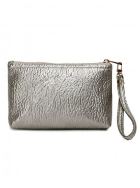 Scoop street 25106 Silver & Gold Pouch