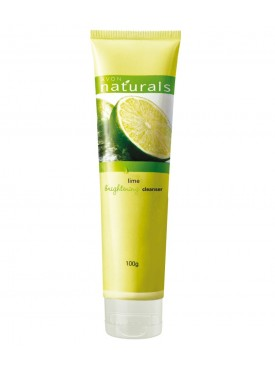 Avon Naturals Lime Brightening Cleanser 100 g