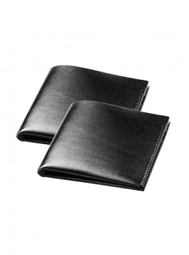 Jack Klein Pack of 2 Leather Wallet For Men