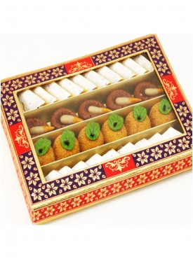 Ghasitaram Mix Mithai Box