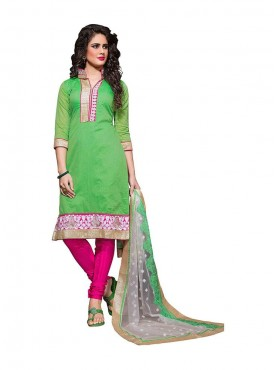 Pista Green Color Suit