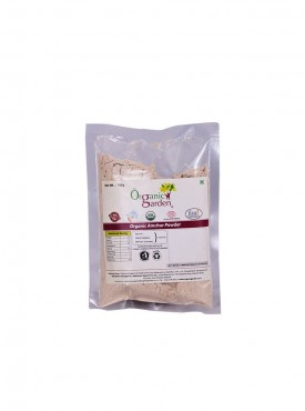 Organic Dried Mango Powder (Amchoor Powder)