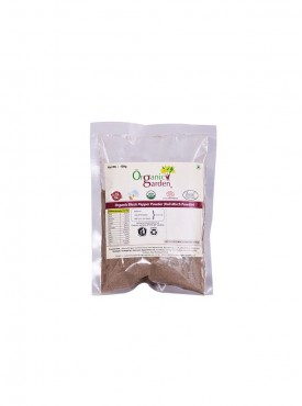 Organic Black Pepper Powder (Kali Mirch Powder)