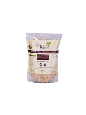Organic Indrayani Rice (Without Polish)