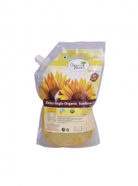 Organic Garden Sunflower Oil