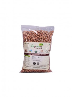 Organic Groundnut Whole