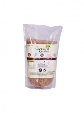 Organic Garden Brown Sugar