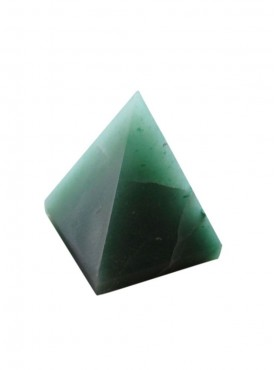 ByCue Green Gemstone Pyramid