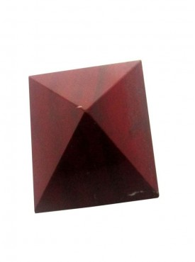 ByCue Red Jasper Pyramid