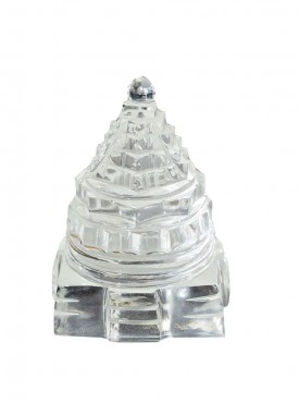 ByCue Crystal Shree Yantra 50 Gram