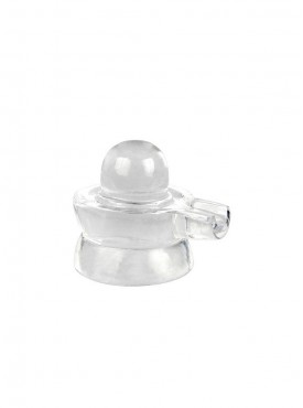 ByCue Shivling In Clear Quartz ( CRYSTAL ) 2