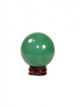 ByCue Green Aventurine Crystal Ball