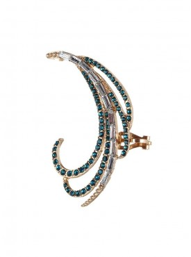 Fayon Fabulous Statement Multi Layer With Multi Color Stone Funky Ear cuff