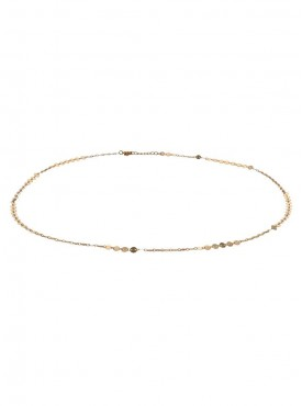 Fayon Funky Fashion Dainty Golden Waist Chain