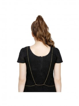Fayon Chic Stylish Golden Pearl Beach Body Chain