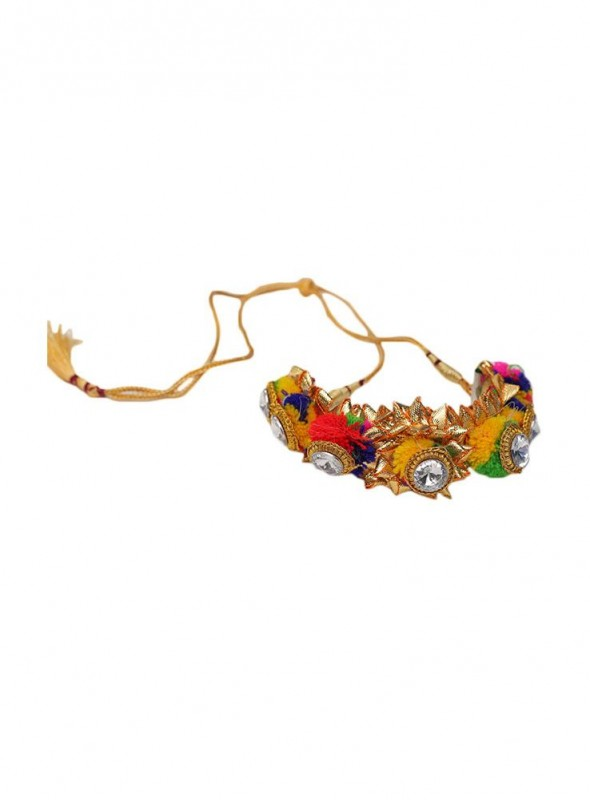 Gota and Pom Princess Necklace