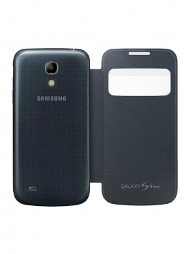 Vizio Flip Case For Samsung I9190 Galaxy S4 Mini - Black