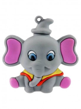 Microware Elephant Shape 16 GB Pen Drive