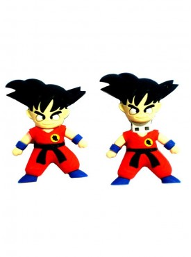Microware Angry Karate Kid Goku Shape 16 GB Pen Drive