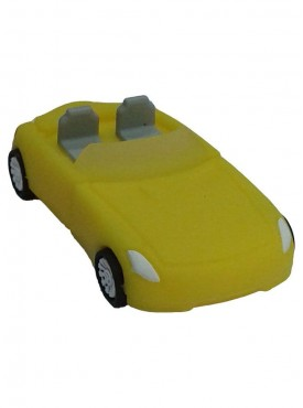 Microware Sports Car Shape 16 GB Pen Drive Yellow