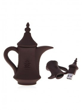 Microware Tea Kettle Shape 16 GB Pen Drive