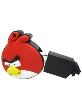 Microware Yellow Angry Bird Shape 16 GB Pendrive Yellow