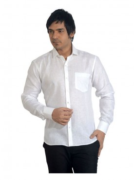 Baaamboos Pure Linen Men Shirts