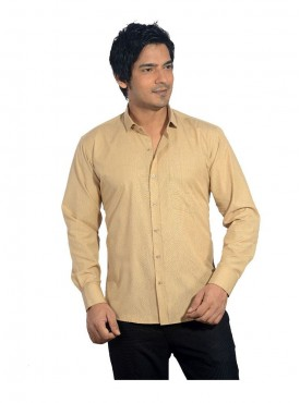 Baaamboos Rich Cotton Men Shirts