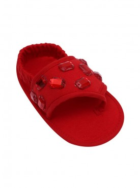 Mommy Li Copycat Crib Sandals For Baby Girls