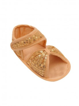 Royalty Arrives Crib Sandals For Baby Girls