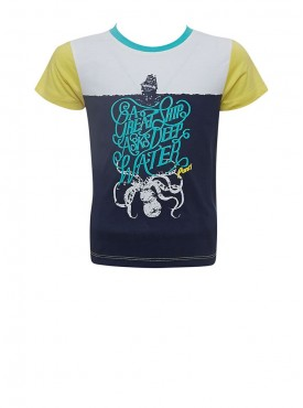 Boys Half Sleeves T Shirts