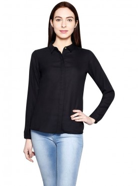 Today Fashion Stylish Black Shirt