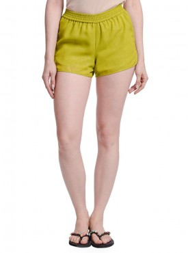 Today Fashion Light Green Short
