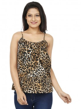 Today Fashion Leopard Print Tops