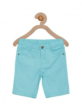 Boys Blue Color Short Pant
