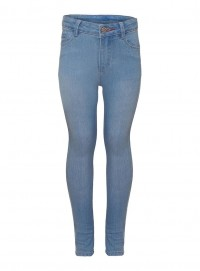 Girls Denim Color Perfect Jeans