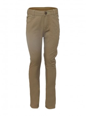 Boys Khaki Color Jeans
