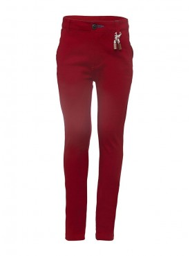 Boys red color Jeans