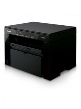 Canon Multi Function Monochrome Laser Printer MF3010