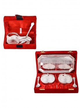 Mini Duck Tray with Spoon and 2 Appel Bowl With Spoon and Tray