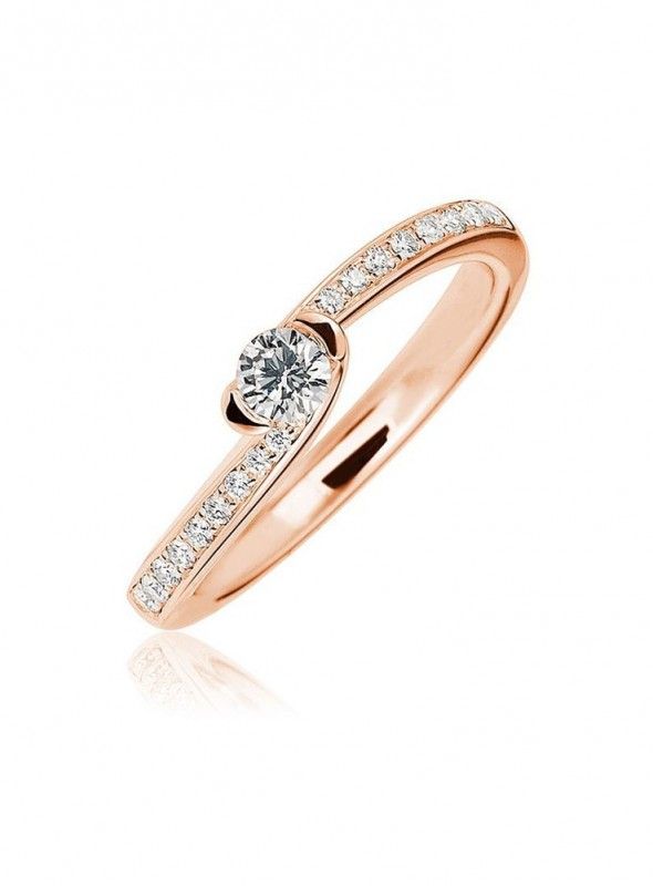 Earth Mine Natural Diamonds Ring