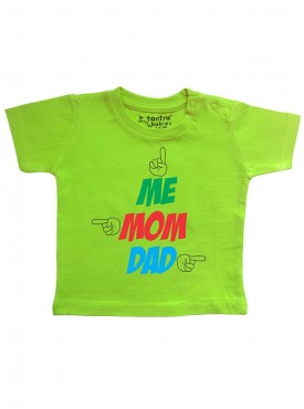 Tantra Me Mom Dad T-shirt