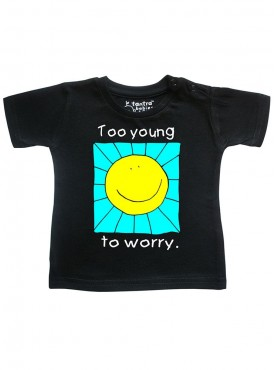 Tantra Too young T-shirt