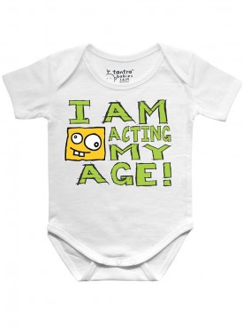 Tantra Acting my age Romper