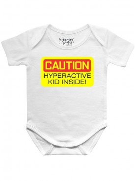 Tantra Caution Romper