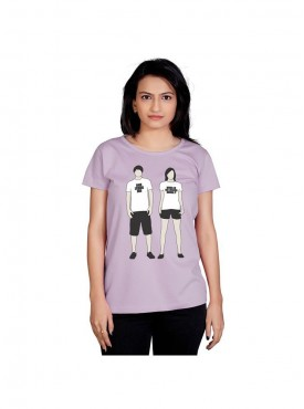 Tantra Women Orchid Bloom Him/Her Longtees